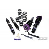 D2 Racing Street Coilovers for VW Golf 5, inc. GTI & R32