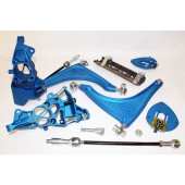 """Kit Grand Angle Wisefab """"FD Legal"""" pour Totoya GT86"""