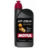 Huile de Boîte Automatique et Direction Assistée Motul ATF 236.14 (1L)