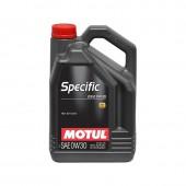 5L Huile Motul 0W30 Specific 2312 (PSA Diesel)
