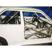 Custom Cages T45 Multipoint Roll Cage for BMW E30 (FIA)