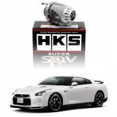 HKS Super SQV IV Blow Off Valve for Nissan GT-R (R35)