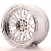 "Japan Racing JR-10 16x9"" 5x100/114.3 ET10, Silver"