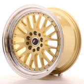 "Japan Racing JR-10 18x9.5"" 5x100/120 ET35, Gold"