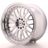 "Japan Racing JR-10 19x11"" 5x112/114.3 ET30, Silver"
