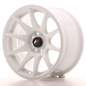 "Japan Racing JR-11 15x8"" 4x100/108 ET25, White"