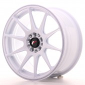 "Japan Racing JR-11 17x8.25"" 5x100/108 ET35, Blanc"
