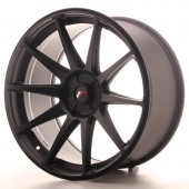 "Japan Racing JR-11 Extreme Concave 19x9.5"" (5 hole custom PCD) ET35, Flat Black"
