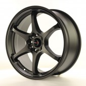 "Japan Racing JR-1 18x8"" 5x100/114.3 ET30, Flat Black"