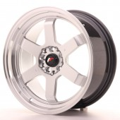 "Japan Racing JR-12 17x8"" 5x100/114.3 ET33, Silver"