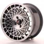 "Japan Racing JR-14 15x8"" (4 & 5 hole custom PCD) ET20, Gloss Black"