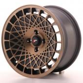 "Japan Racing JR-14 15x8"" (4 & 5 hole custom PCD) ET20, Bronze"