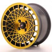 "Japan Racing JR-14 15x8"" (4 & 5 hole custom PCD) ET20, Gold"