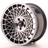 "Japan Racing JR-14 16x8"" (4 & 5 hole custom PCD) ET25, Gloss Black"