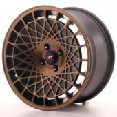"Japan Racing JR-14 16x8"" (4 & 5 hole custom PCD) ET25, Bronze"