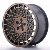 "Japan Racing JR-14 18x8.5"" (5 trous - sur mesure) ET40, Bronze"