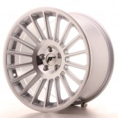 "Japan Racing JR-16 Extreme Concave 18x9.5"" (4 & 5 hole custom PCD) ET40, Silver"
