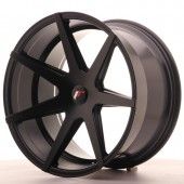"Japan Racing JR-20 Extreme Concave 20x11"" (5 trous - sur mesure) ET25, Noir Mat / Satiné"