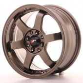 "Japan Racing JR-3 15x7"" 4x100/108 ET25, Bronze"