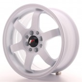 "Japan Racing JR-3 15x7"" 4x100/108 ET25, White"