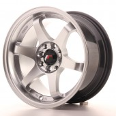 "Japan Racing JR-3 15x8"" 4x100/108 ET25, Silver"