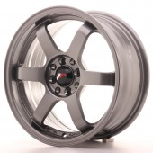 "Japan Racing JR-3 16x7"" 4x100/114.3 ET40, Gunmetal"