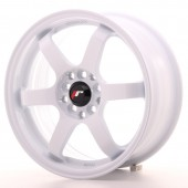 "Japan Racing JR-3 16x7"" 4x100/114.3 ET40, White"