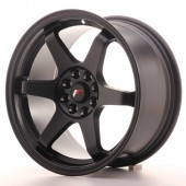 "Japan Racing JR-3 16x8"" 4x100/108 ET25, Flat Black"