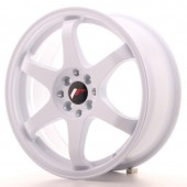 "Japan Racing JR-3 17x7"" 4x100/114.3 ET40, White"