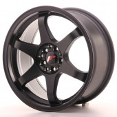"Japan Racing JR-3 17x8"" 5x100/114.3 ET35, Flat Black"