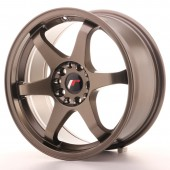 "Japan Racing JR-3 17x8"" 4x100/108 ET25, Bronze"