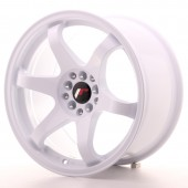 "Japan Racing JR-3 17x9"" 5x100/114.3 ET20, White"