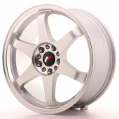 "Japan Racing JR-3 18x8"" 5x112/114.3 ET40, Silver"