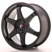 "Japan Racing JR-3 18x8"" 4x108/114.3 ET30, Flat Black"