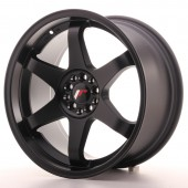 "Japan Racing JR-3 18x9"" 5x100/108 ET40, Flat Black"