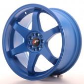 """Japan Racing JR-3 18x9"""" 5x100/108 ET40, Blue"""
