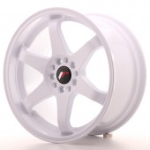 "Japan Racing JR-3 18x9"" 5x100/108 ET40, Blanc"