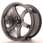 """Japan Racing JR-3 Extreme Concave 18x9.5"""" 5x114.3/120 ET22, Hyper Black"""