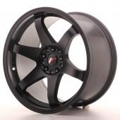 """Japan Racing JR-3 Extreme Concave 19x10.5"""" 5x114.3/120 ET22, Flat Black"""