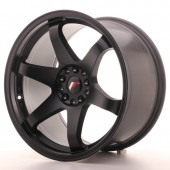 "Japan Racing JR-3 Extreme Concave 19x10.5"" 5x112/114.3 ET22, Flat Black"