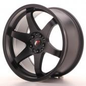 """Japan Racing JR-3 Extreme Concave 19x9.5"""" 5x114.3/120 ET22, Flat Black"""