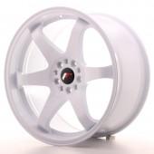 """Japan Racing JR-3 Extreme Concave 19x9.5"""" 5x114.3/120 ET22, White"""