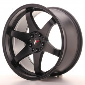 "Japan Racing JR-3 Extreme Concave 19x9.5"" 5x112/114.3 ET35, Flat Black"