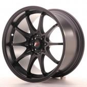 "Japan Racing JR-5 17x9.5"" 5x100/114.3 ET25, Flat Black"