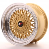 "Japan Racing JR-9 15x8"" 4x100/108 ET20, Gold"