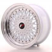 "Japan Racing JR-9 15x8"" 4x100/108 ET20, White"