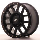 "Japan Racing JRX-2 17x8"" 6x139.7 ET20, Flat Black"