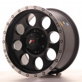 "Japan Racing JRX-4 17x8.5"" 6x139.7 ET20, Flat Black"