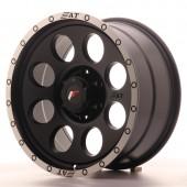 "Japan Racing JRX-4 18x9"" 6x139.7 ET20, Flat Black"