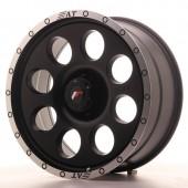 "Japan Racing JRX-4 20x9"" (6 hole custom PCD) ET0-20, Flat Black"